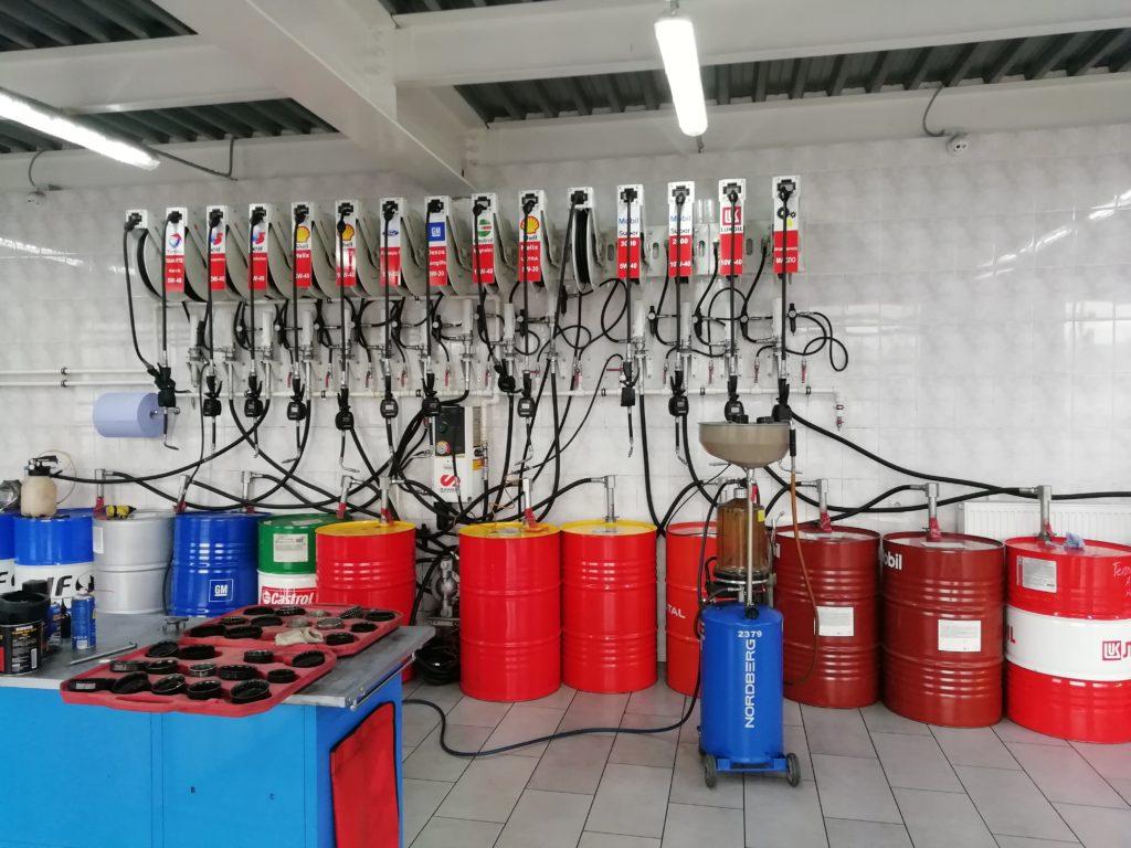 авто масло сервис в орле